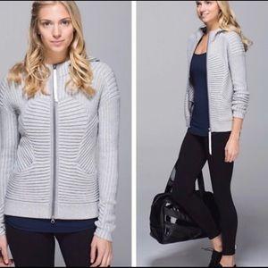 Lululemon Embrace Zip Up Hoodie Sweater